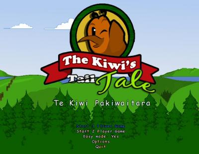 The Kiwi's Tale