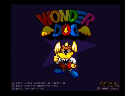 Wonder Dog SE